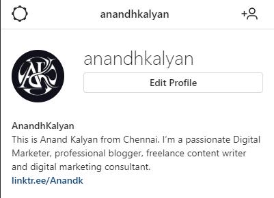 Instagram URL
